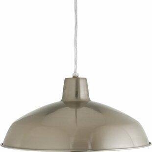 Ebern Designs Biquele 1-Light Dome Pendant