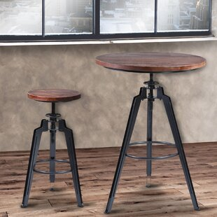 Cosmia Pub Table Set by 17 Stories