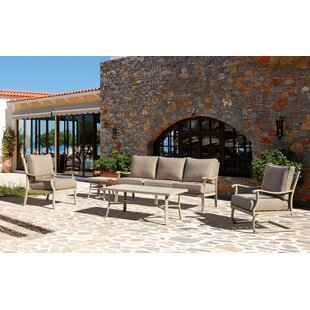 Caressa Deep Sunbrella Seating..
