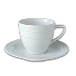Eclipse Teacup with saucer