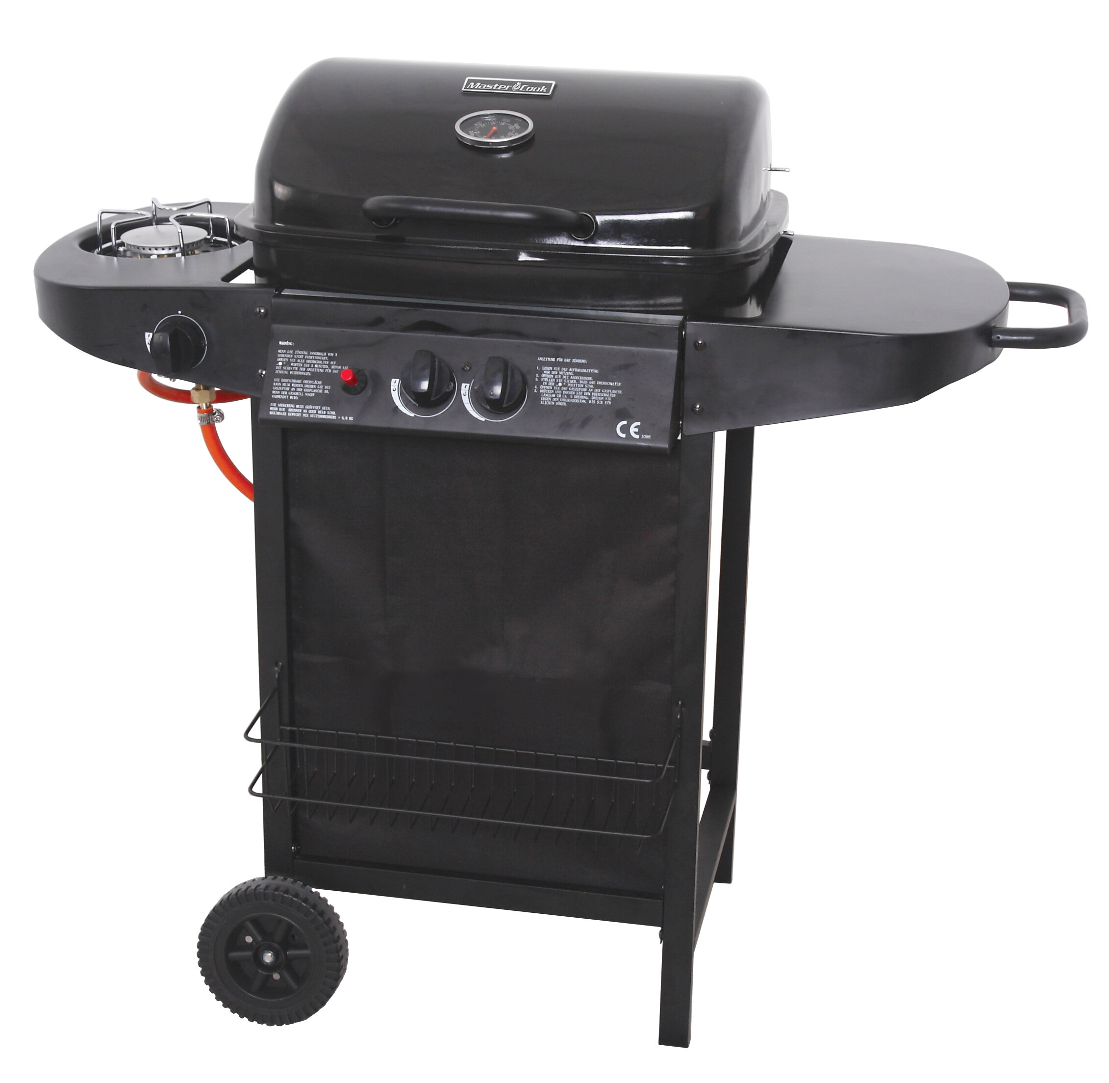garden shipping burner product today pedestal grill free kenmore overstock home
