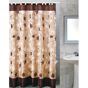 Online Reviews Karen Shower Curtain By Carnation Home Fashions