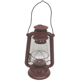 Craft Outlet Tin Oil Lantern
