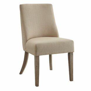Barlett Modish Upholstered Dining Chair (Set of 2) by Gracie Oaks