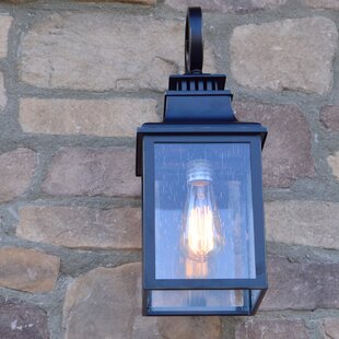 Revell LED Outdoor Wall Lantern by Charlton Home