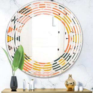 Albie Modern Contemporary Lighted Bathroom Vanity Mirror By Ivy Bronx Special Event