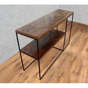 Sharen Console Table by 17 Stories