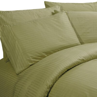 Tod 350 Thread Count 100% Cotton Sheet Set Bayou Breeze