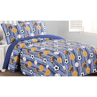 Augie Junior Varsity Quilt Set
