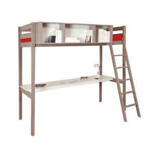 Anwen Single Loft Bed By Harriet Bee