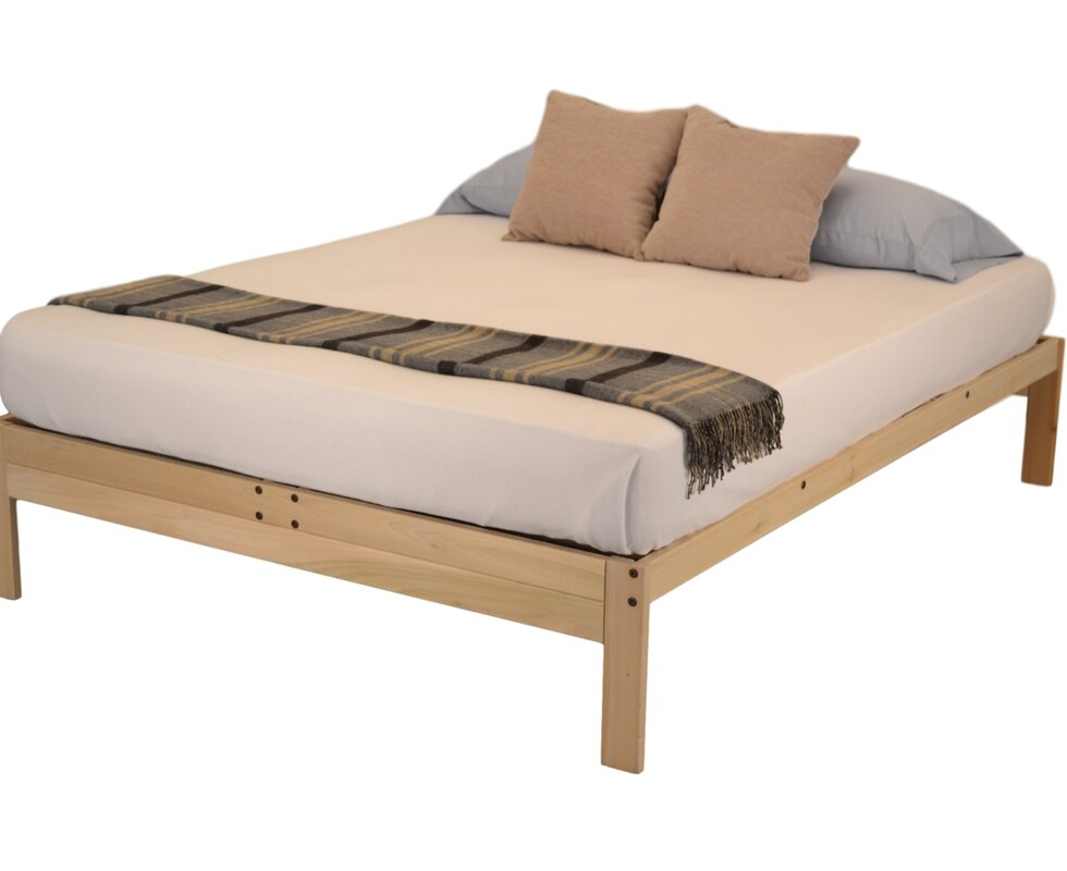 nomad 2 platform bed - Extra Long Twin Bed Frame