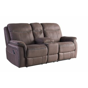 Garris Reclining Loveseat by Red Barrel Studio