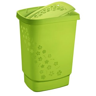 Review Flowers Laundry Basket