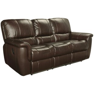 Sudduth Leather Sofa by Red Ba..