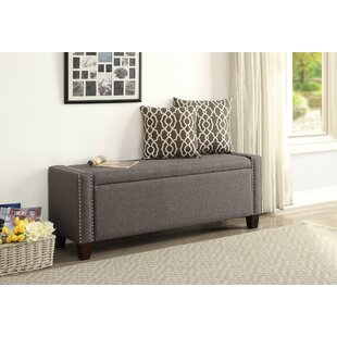 Sebrina Upholstered Storage Bench