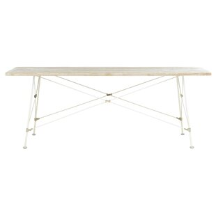 Brindle Rectangle Coffee Table By Bungalow Rose