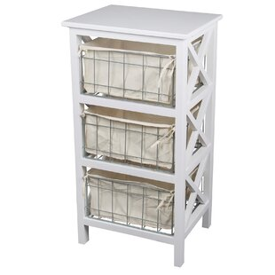 Bargain Cathina 3 Drawer Storage Chest By Gracie Oaks