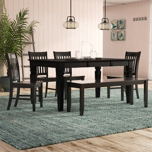 Pennington Traditional 6 Piece Dining Set