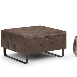 Cocktail Ottoman by Trent Austin Design