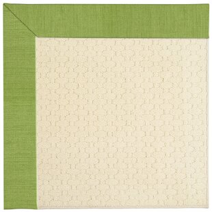 Lisle Off White Indoor/Outdoor Area Rug