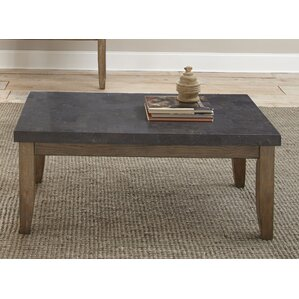 Pine Bluestone Coffee Table