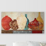 Collection of Memories' - Wrapped Canvas Graphic Art Print