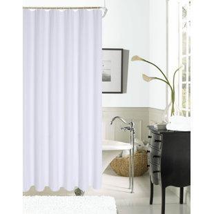 Zella Waffle Single Shower Curtain by Laurel Foundry Modern Farmhouse New