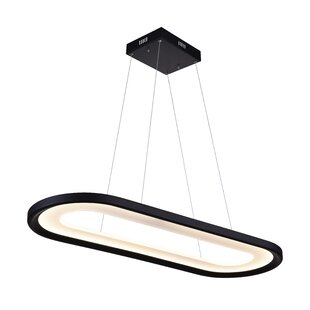 CWI Lighting Capel 1-Light LED Novelty Pendant
