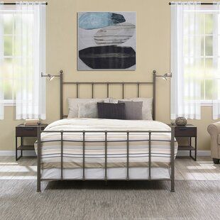 August Grove Christiana Queen Panel Bed