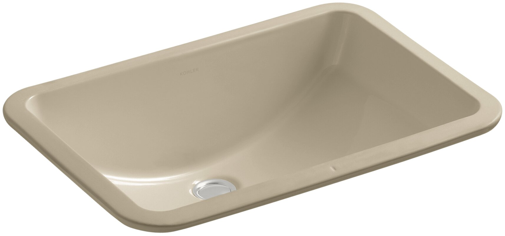 Kohler Ladena Rectangular Undermount Bathroom Sink Reviews