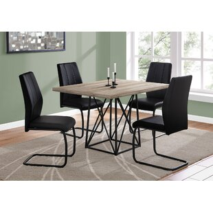5 Piece Dining Table Set (Set of 2)