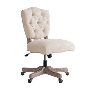 alaska desk chair - Clear Desk Chair