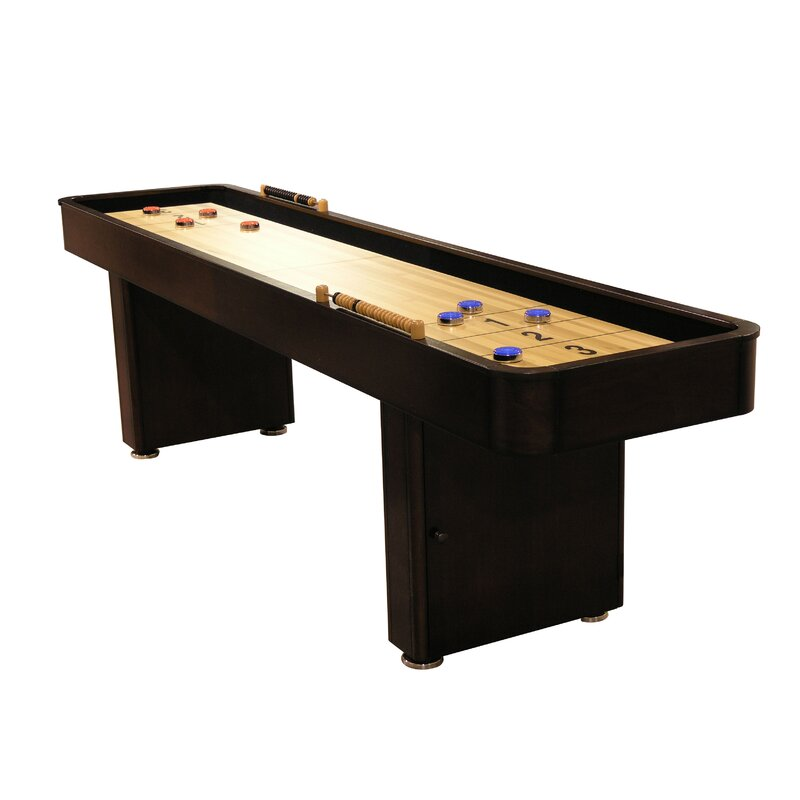 Deluxe Wooden Scoring Beads For Pool and Shuffleboard Tables