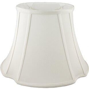 16 Faux Silk Bell Lamp Shade