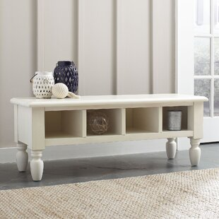 Birch Lane™ Bannister Storage Bench