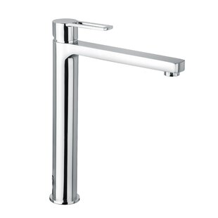 WS Bath Collections Ringo Single Hole Bathroom Faucet with