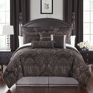 Marquis by Waterford Pierce 4 Piece Comforter Set