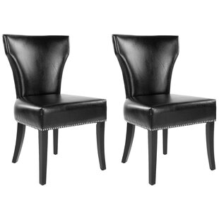 Culebra Upholstered Dining Chair (Set of 2) Alcott Hill