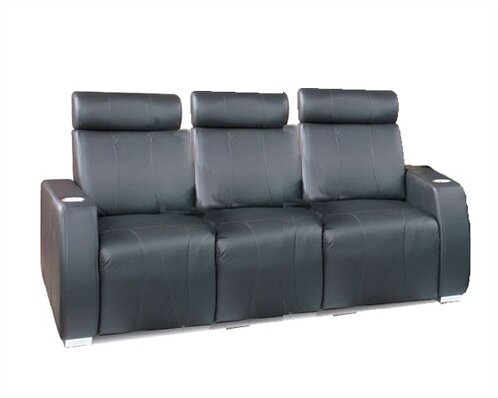 Executive Home Theater Sofa (Row Of 3)