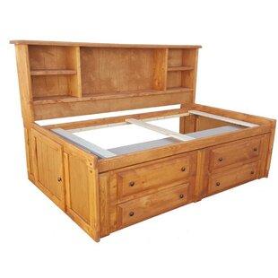 Scurlock Twin Platform Bed by Harriet Bee