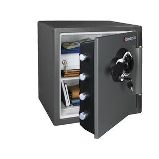 Sentry Safe 1 Hr Fireproof Combination Lock Safe