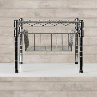 Brayden Studio Lyons Adjustable Shelving Rack