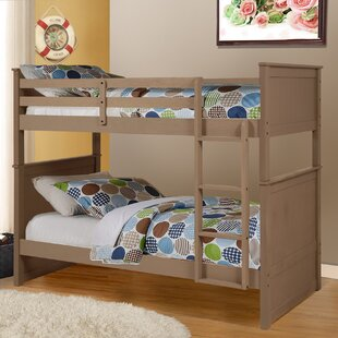 Read Reviews Leann Twin over Twin Bunk Bed by Viv + Rae Reviews (2019) & Buyer's Guide