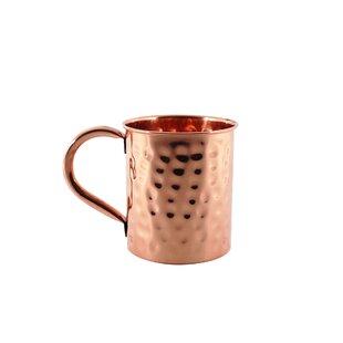 Clowers 16oz. Copper Mug