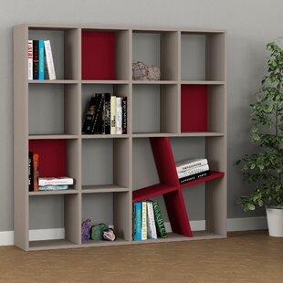 Best Rhett Modern Standard Bookcase ByBrayden Studio