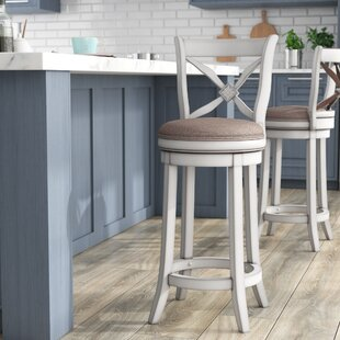 Flores 26 Swivel Bar Stool