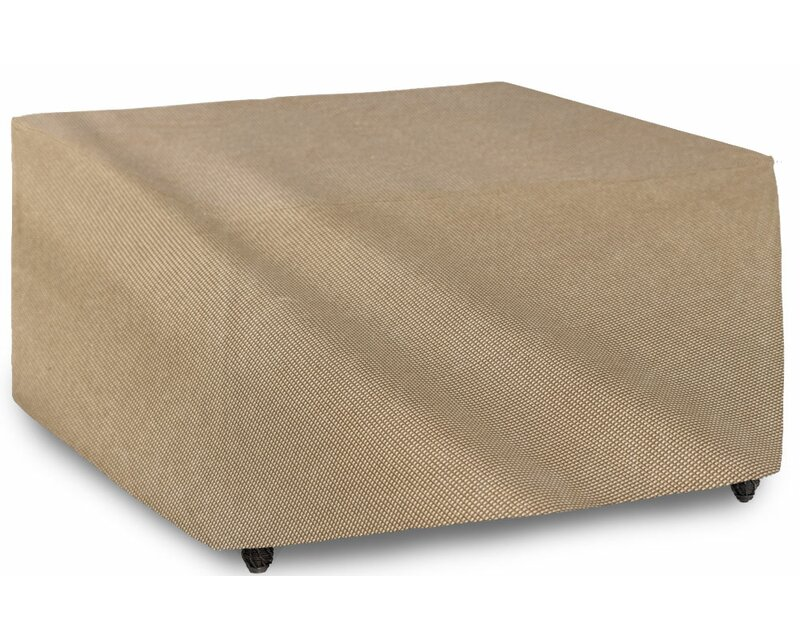 English Garden Square Patio Table Cover