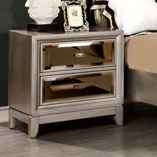 Guerrero 2 Drawer Nightstand by Willa Arlo Interiors