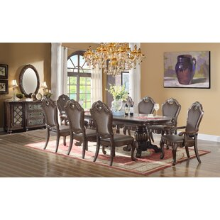 Astoria Grand Berwyn Drop leaf Dining Table