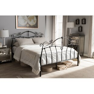 Wilclay Platform Bed by House of Hampton Discount